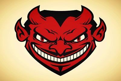 האם השטן נראה כמו בסרטים עם קרניים אדומות וזנב?