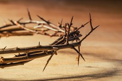 האם ישוע סבל במותו, הרי הוא אלוהים?