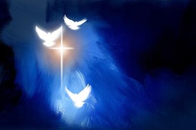 מה תפקיד רוח הקודש?