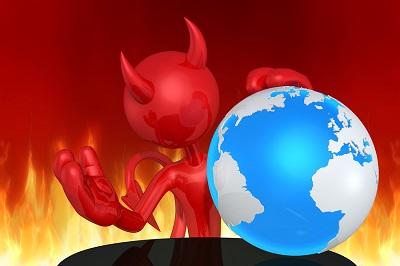 האם יש לשטן שליטה בעולם עד שישוע יחזור?